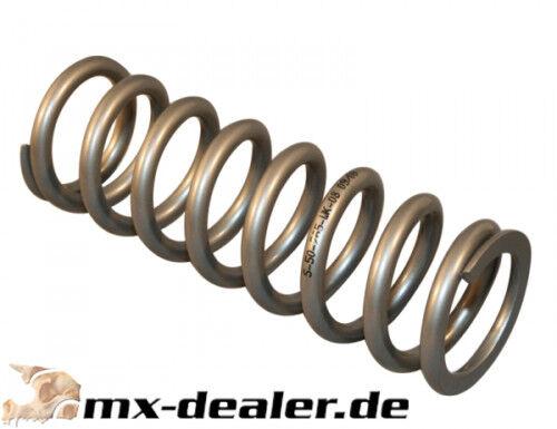 Stoßdämpfer Feder Titanlook KTM SXF SX EXC 125 250 350 450 WP White Power