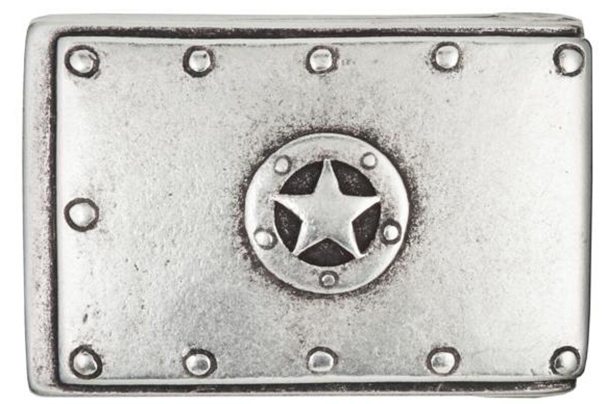 Belt Buckle Florida Star Small Star