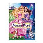 Barbie Princess & The Popstar 0025192125584 DVD Region 1