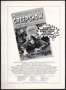 CREEPSHOW-Original-1982-Trade-AD-screening-promo-GEORGE-ROMERO-STEPHEN-KING
