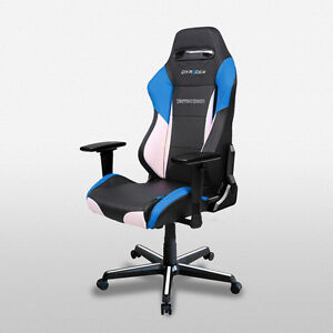 Image Is Loading DXRacer Office Chairs OH DM61 NWB Game Chair
