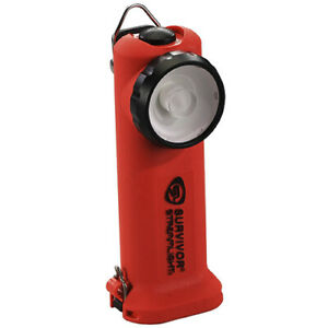 Streamlight Survivor LED Right Angle Light Orange 90540