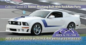 Rockauto Parts Ford >> Details About Rockauto Collector Car Magnet 63 Ford Mustang