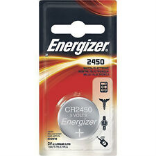 Energizer ECR2450BP Lithium Battery-3V LITHIUM BATTERY BRAND NEW!