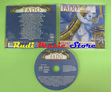 CD FADO ORIGINAL CD 2 compilation 2004 MARIA ARMANDA ODETE MENDES (C23) no mc lp