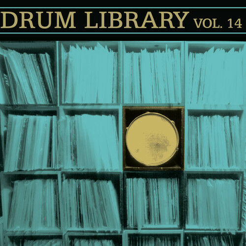 Paul Nice - Drum Library Vol. 14 [New Vinyl LP]