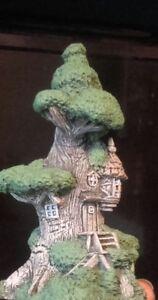 New-15mm-Fantasy-Fairy-Wizard-Elven-TREE-HOUSE