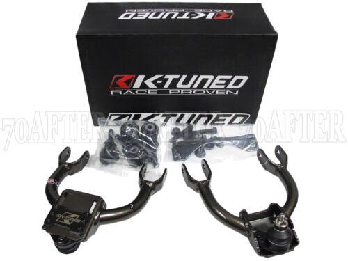 Front//Rubber Bushings K-Tuned Alignment Camber Kits EG Civic /& DC2 Integra