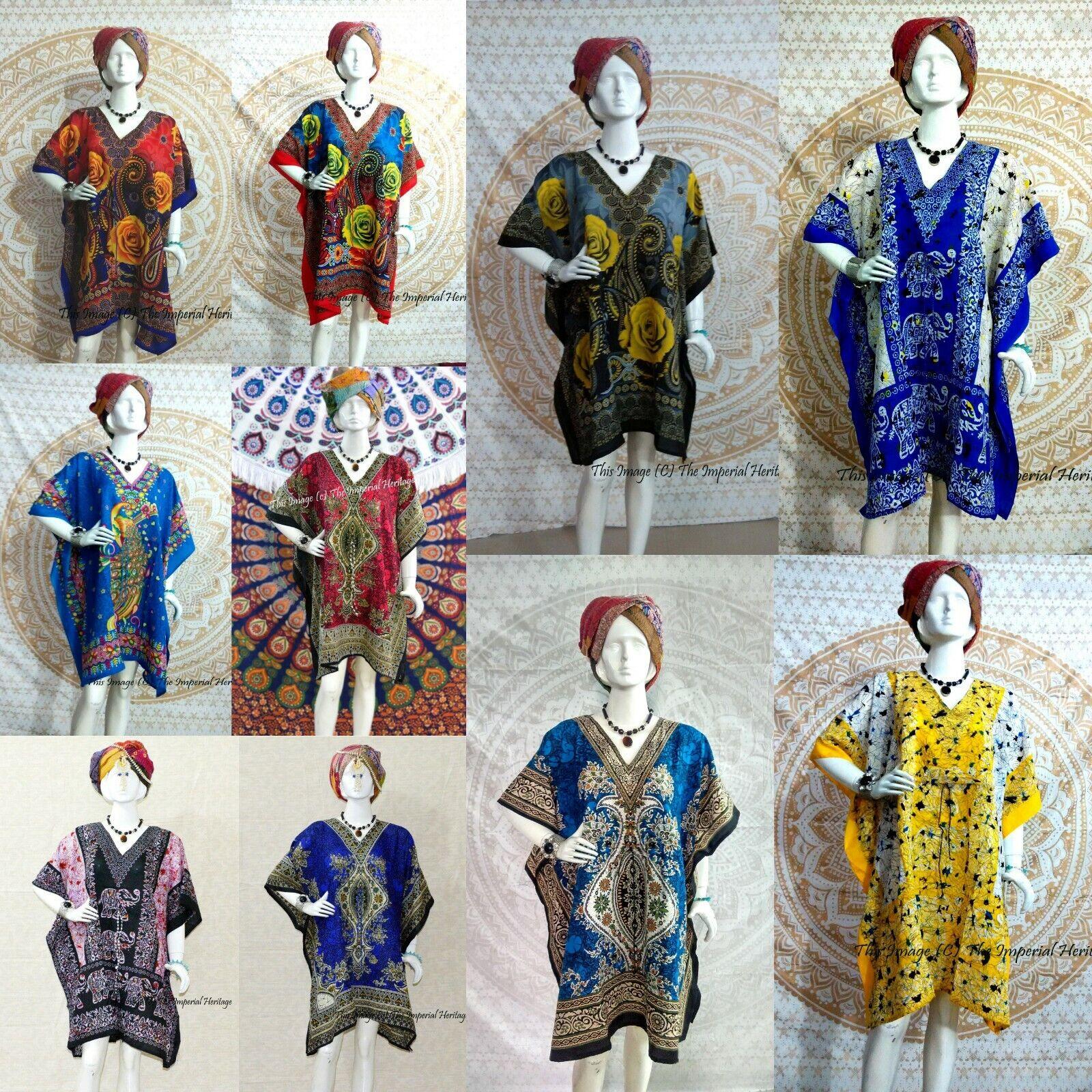 30182e0656c26 Pcs Wholesale Lot New Tunic African Short Assorted Women's-Dress ...