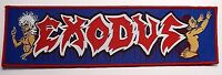 Exodus Superstrip Woven Patch