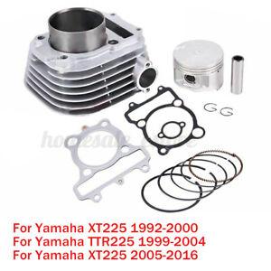 Cylinder-Piston-Gasket-Top-End-Kit-Set-Bore-70mm-For-Yamaha-XT225-TTR225-TTR230