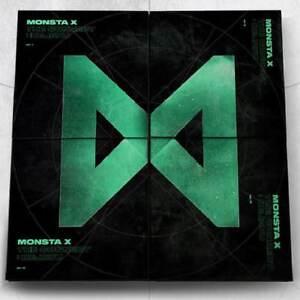 MONSTA-X-The-Connect-Dejavu-6th-Mini-Album-Random-Ver-CD-Booklet-Etc-KPOP-Sealed