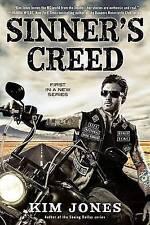 Sinner's Creed (A Sinner's Creed Novel), Kim Jones, Very Good Book