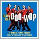 The Very Best of Doo Wop by Various Artists (CD, Jan-2015)