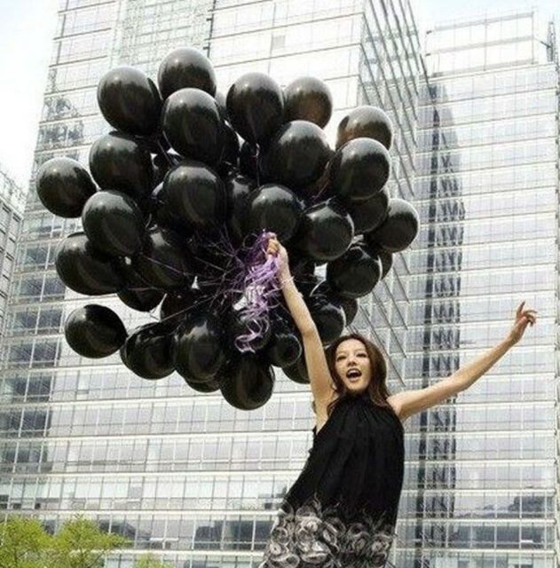 20/50/100Pcs 10 inch Plain Latex Balloons Party Wedding Birthday Decorations