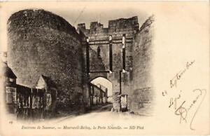 CPA MONTREUIL-BELLAY La Porte Nouvelle (606358)