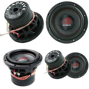 Massive-Audio-Summo84-8-034-inch-Car-Audio-Subwoofer-SVC-4-Ohm-300-Watt
