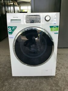 Hisense-WFP8014V-8Kg-Washing-Machine-1400-rpm-A-UK-DELIVERY-H2769