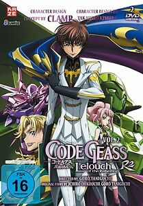 Code Geass Staffel 2