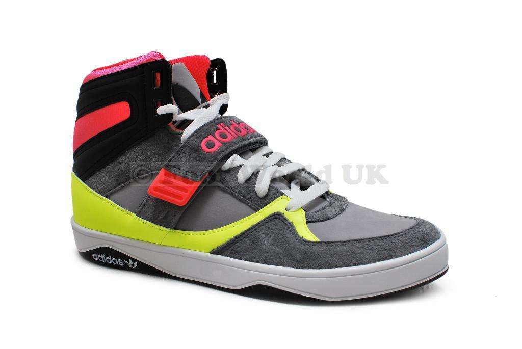 Womens Adidas Space Diver 2.0 W - M22279 - Grey Pink Volt Trainers