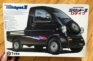 Consider, that Daihatsu midget i length with