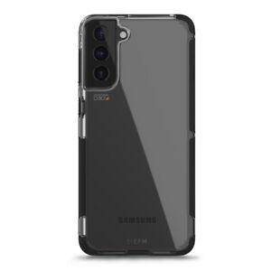 EFM Cayman Case Armour Slim Cover for Samsung Galaxy S21+ 5G Black/Space Grey