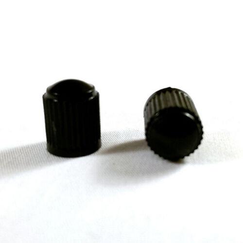 20x Plastic Auto Car Bike Motorcycle Truck wheel Tire Valve Stem Caps Black YL