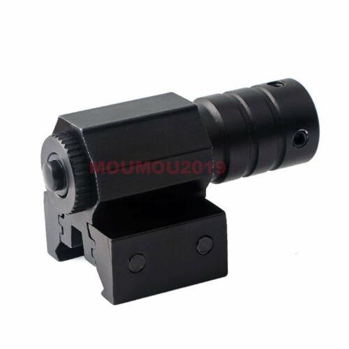 Red Laser Beam Dot Sight Scope for Gun Rifle Pistol Picatinny Mount 11mm//20mm