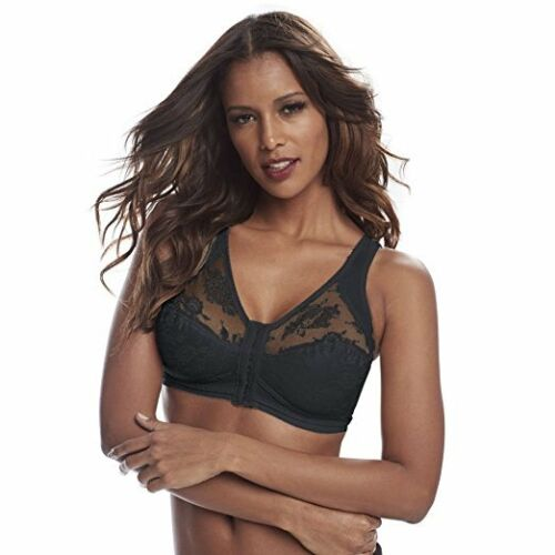 Cortland Intimates Posture /& Back Support Wire-Free Bra 9605 many sizes /& colors