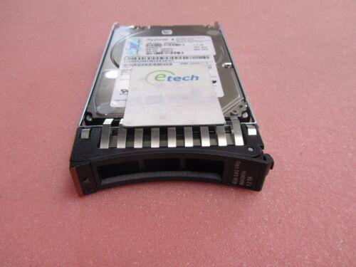 IBM 1.2TB 10K 6Gbps SAS 2.5 G2HS HDD FRU 00AD076 00AD075