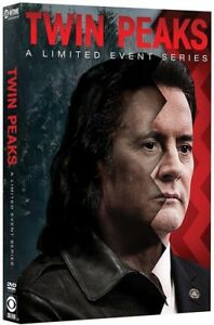 Twin-Peaks-A-Limited-Event-Series-New-DVD-Boxed-Set-Dolby-Widescreen-Ac