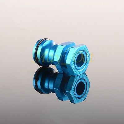 RC 1:8 Car 17MM Wheel Hex Enhanced Mount Drive Adaptor 23MM Thickness 89108 Blue