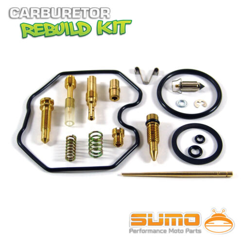 Honda High Quality Carburetor Rebuild Carb Repair Kit Set CRF 100 F 2006-2013