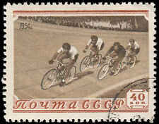 Scott # 1713 - 1954 - ' Bicycle Race '