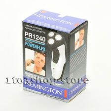 Remington PR1240 Powerflex 360 Men's Rechargeable Cordless Shaver & Hair Tr