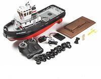 Hobby Engine 0721 1/36 Richardson Tug Boat W Smoke/lights/horn 2.4ghz R/c -