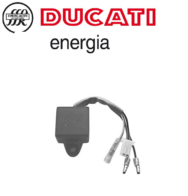 346450 Ducati Energia Centralina MALAGUTI Centro SL / SL Kat. 50 1994-2000