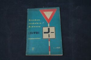 Age Print Highway Code Edition 1964 Old Vintage Collector