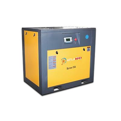 Kenntnisreich Aflatek Schraubenkompressoren Schraubenverdichter Kompressor 11kw 7-12 Bar 63 Db Attraktive Designs;