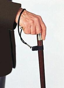 Adjustable-easy-fit-walking-stick-wrist-strap-amp-cane-crutch-clip-holder-grip-aid
