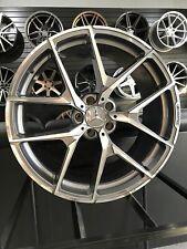 19x85 Gunmetal Y Spoke Amg Rims Wheels Mercedes Benz S550 Gle350 E350 Glc300