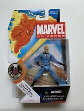 Marvel Universe Fantastic 4 F4 Human Torch Light Blue 3.75 Loose Action Figure