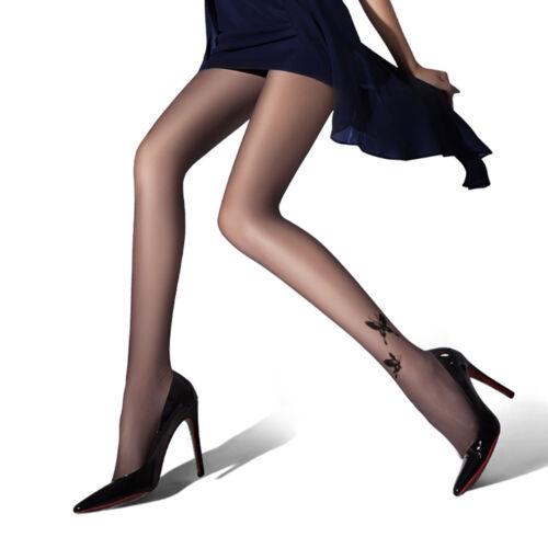 FENNASI 15D Luxurious Comfort Womens Ladies Control Top TIGHTS Stockings lot