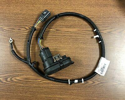 15-19 Ford Transit Van Trailer Hitch Rear Bumper Wire Harness Wiring  Connector | eBayeBay