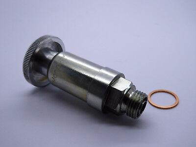 Handpumpe Stahl M16 X 1,5 FÜr Bosch FÖrderpumpe / Diesel - Pumpe - Handprimer Delikatessen Von Allen Geliebt