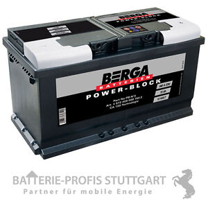 berga autobatterie powerblock 3 12v 72ah 680a e43 ersetzt. Black Bedroom Furniture Sets. Home Design Ideas