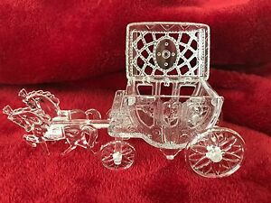 2 Cinderella Royal Wedding Horse & Carriage Cake Topper ...