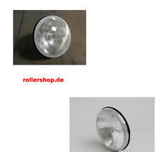 Scheinwerfer Vespa  Cosa H4, Standard Original, Glas