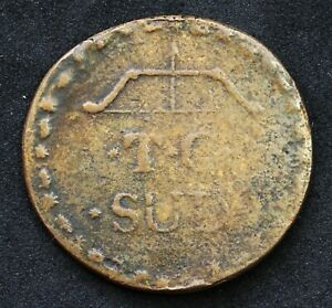 Mexico-Oaxaca-War-of-Independence-T-C-8-Reales-SUD-1813-TIERRA-CALIENTE-KM-248