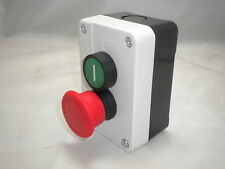 Iniciar detener la estación de control de arranque remoto botón de 2 Pb-STS